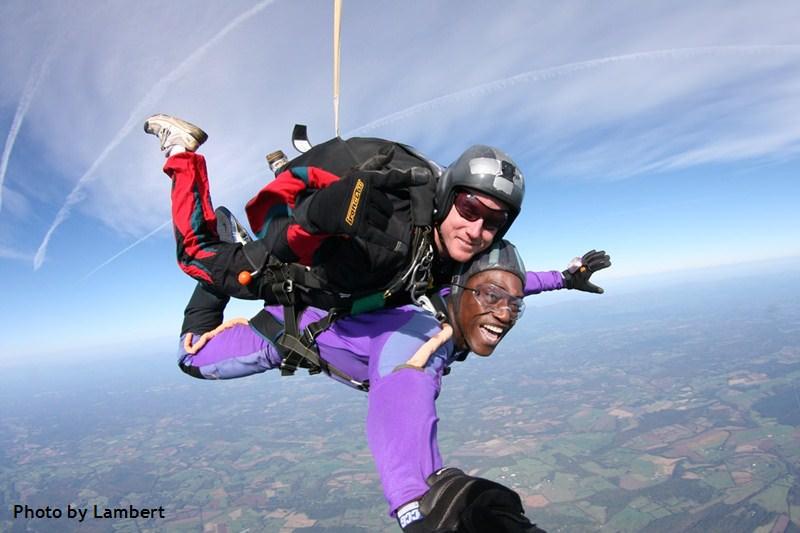 Skydiving in Virginia at Skydive Orange