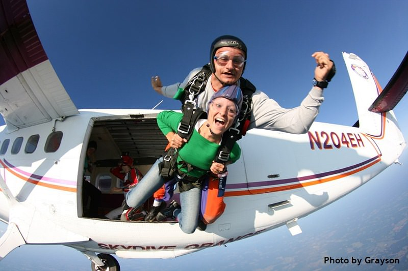 Skydiving Prices | Skydiving Virginia and DC | Skydive Orange
