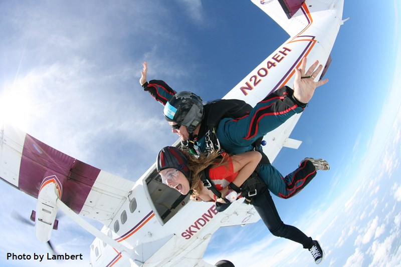 skydiving equipment basics | skydive orange
