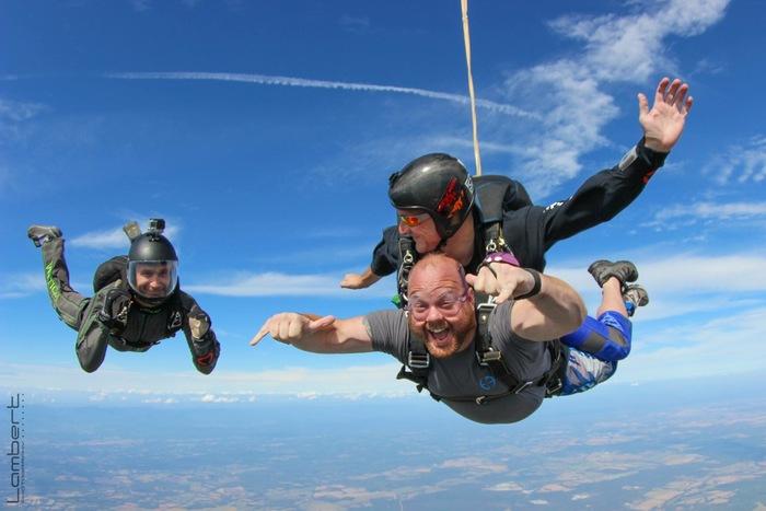 Skydiving Video | Skydive Orange