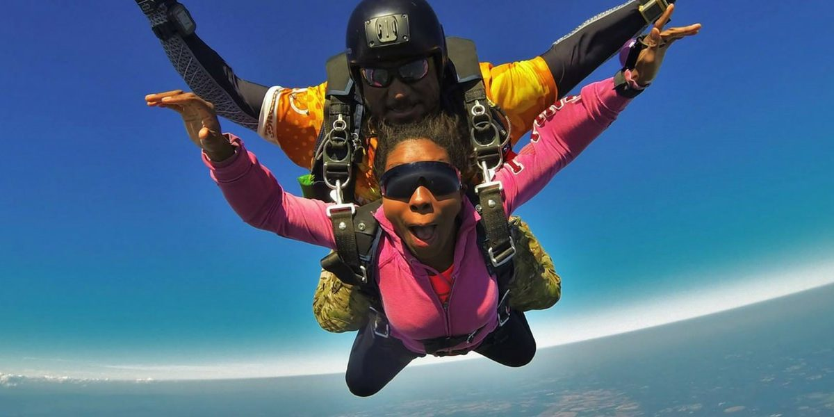 How Much Does Skydiving Cost For The First Time | Skydive Orange