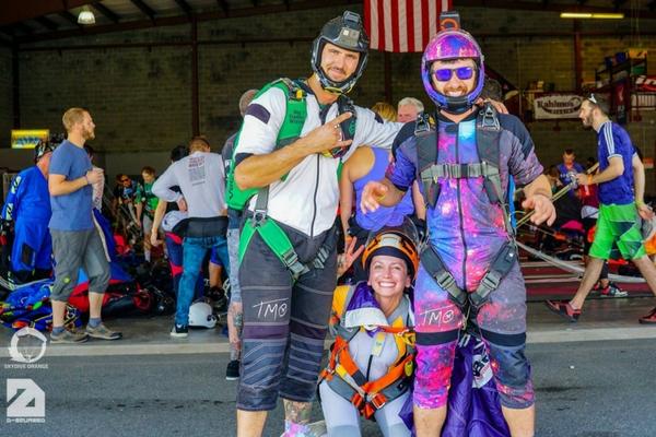 First Time Skydiving | Skydive Orange